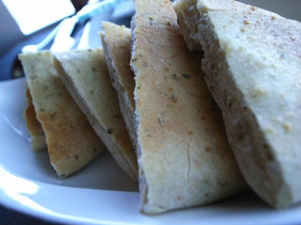 香噴噴的麵包