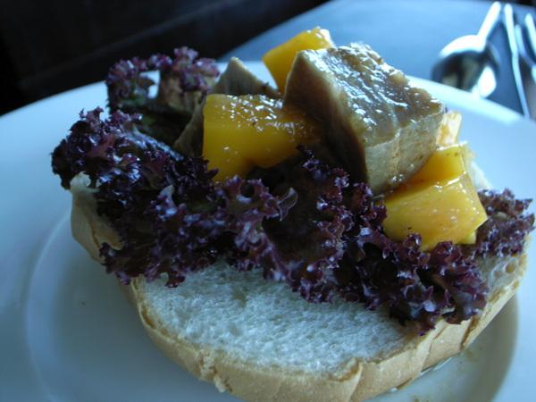 炭烤鮪魚中腹肉