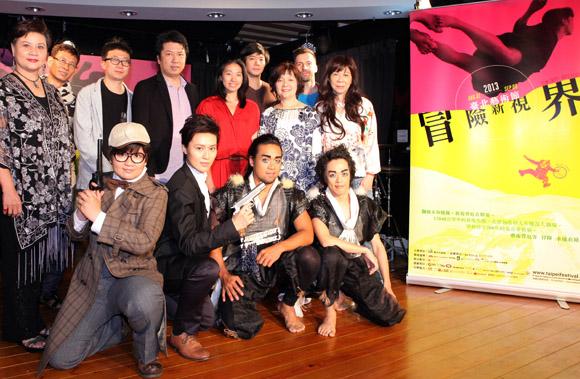 2013臺北藝術節5月28日正式啟售_鄧惠恩攝影s