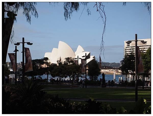 Sydney Opera House in The Rock