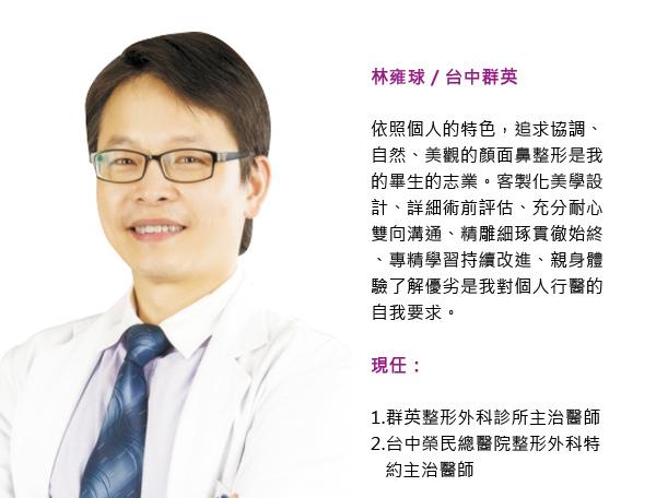 林雍球醫師