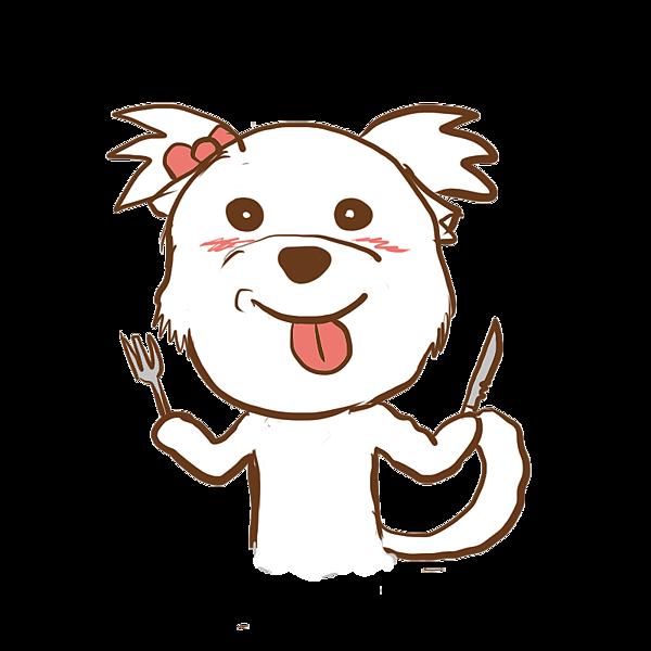 YUKI狗-手拿刀叉.png