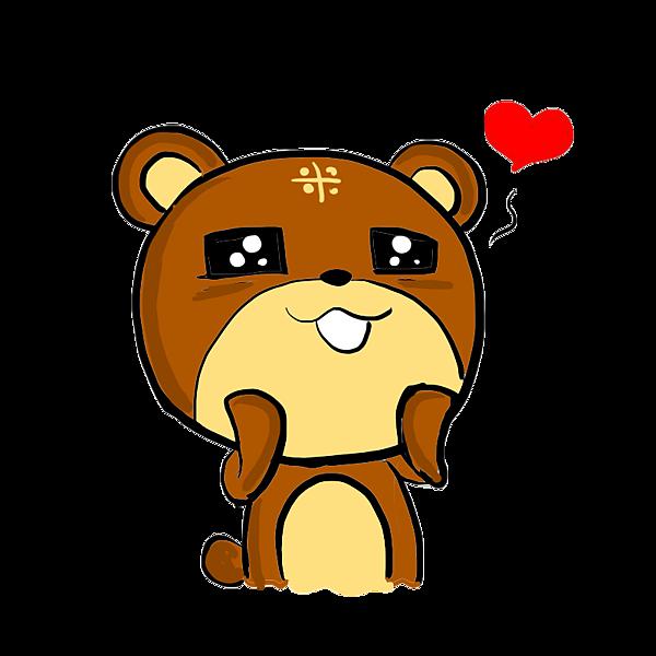踢米熊--含情脈脈.png