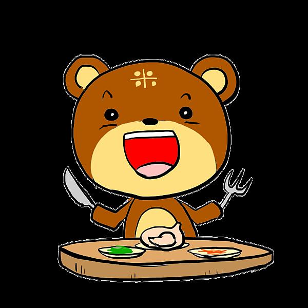 踢米熊--吃大餐.png