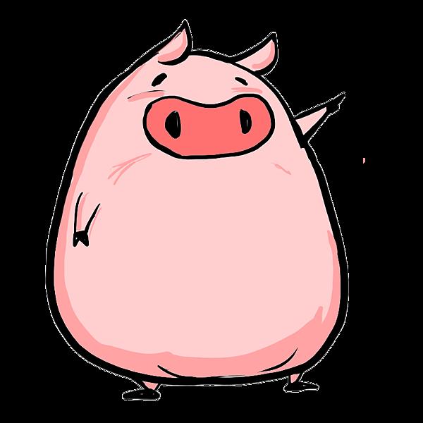 燒肉豬--迎向未來