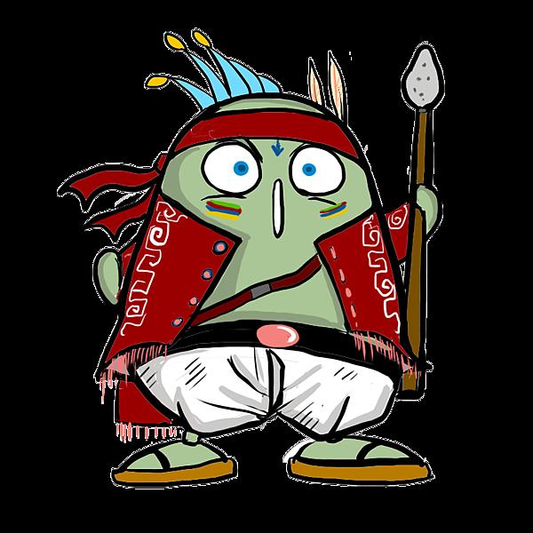 奇可--原住民