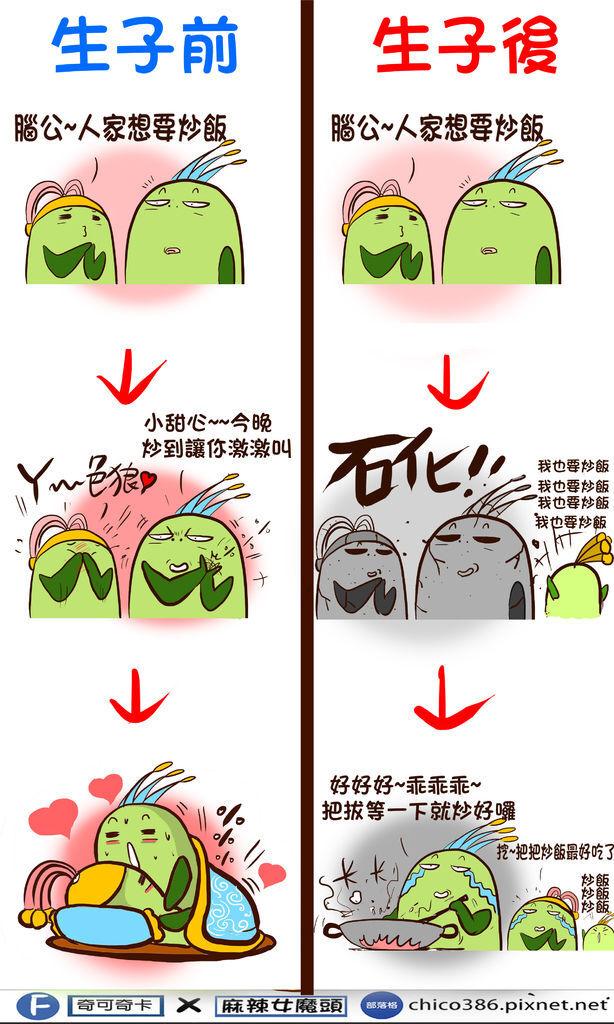 漫畫範本132