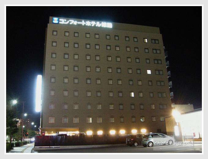 Comfot Hotel 姬路  (1).JPG