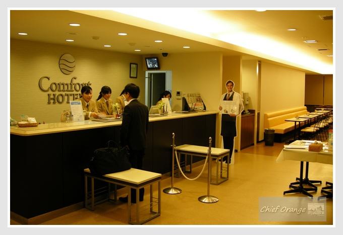 Comfot Hotel 姬路  (5).JPG