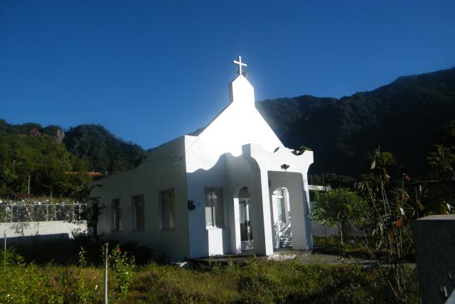 台東旅遊-霧鹿村小教堂