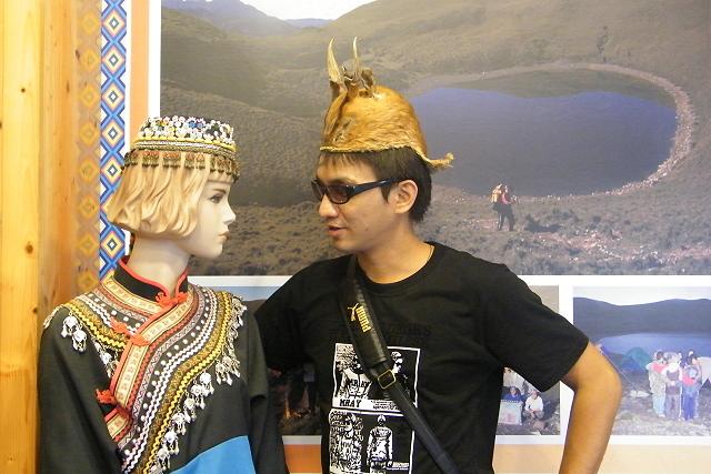 台東旅遊/花東旅遊-海端鄉文物館一樓介紹