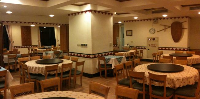 台東旅遊-台東美食天龍飯店用餐地點