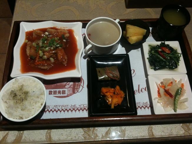 台東美食天龍飯店-天龍溫泉鯛