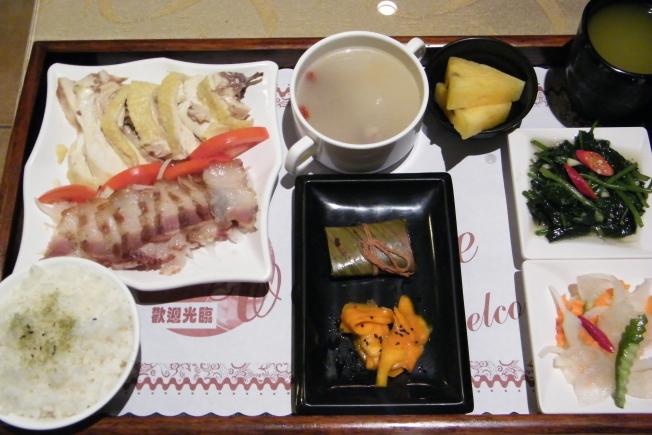 台東美食主餐-沙茶醬爆山豬肉