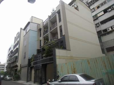 模範街電梯別墅