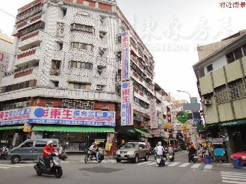 中醫商圈永興街雙店面