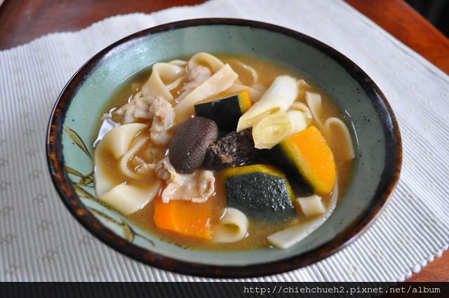 一道讓人暖自心底的日本鄉土料理...