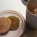泰式炒河粉+香柕茶