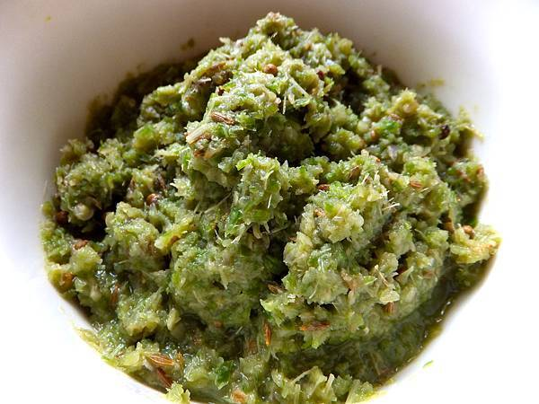 千媽咪的新鮮綠咖哩