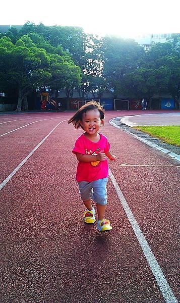 跑步.跑步
