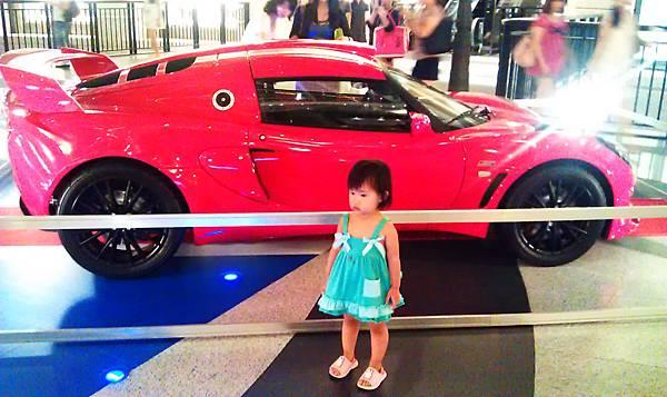 Nina愛這台車