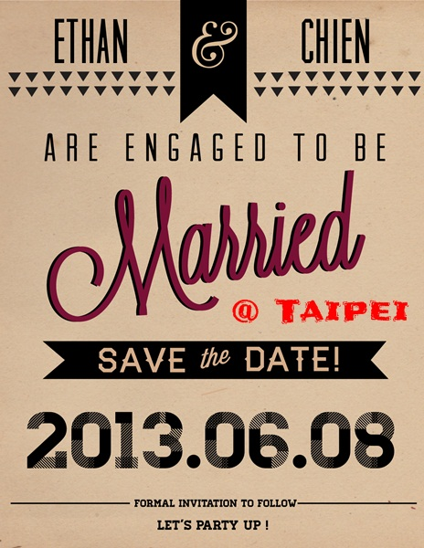 save the date0608