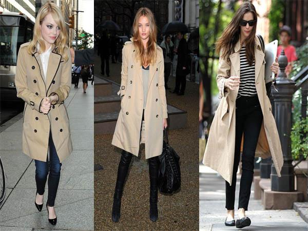 trench coat 1