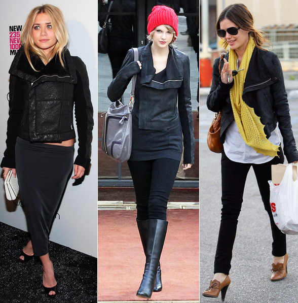 celebrities-rick-owens-biker-leather-jacket