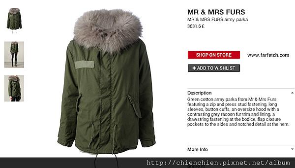 mr & mrs furs