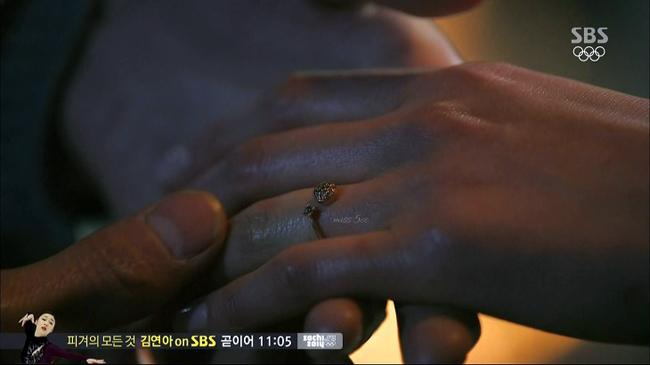 wedding ring -chic column