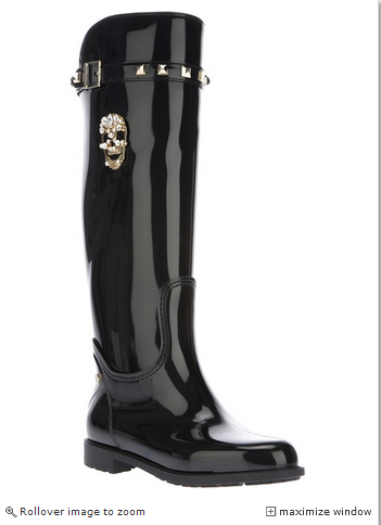 PHILIPP PLEIN - STUDDED RIDING BOOTS