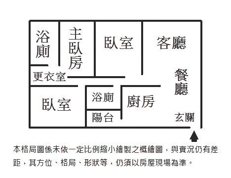 l12格局圖-自由曲線k棟