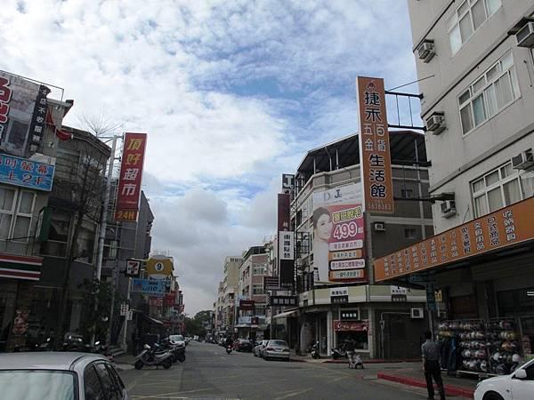 a1金山街前段