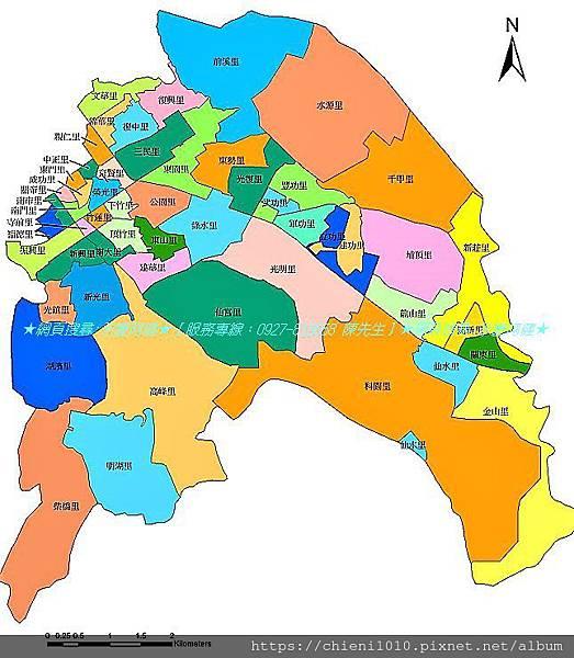k11新竹市東區行政區域圖.jpg