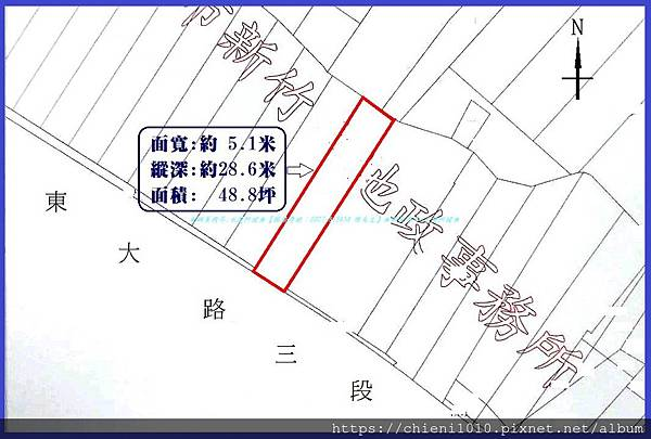 p16地形圖-南寮商圈臨東大路透天住店-地48坪.jpg