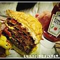 漢堡剖面圖