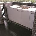 水池涼亭洗手臺