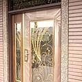 大廳鍛造玻璃門