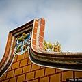 金門閩式建築 - 馬背