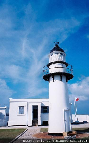 澎湖。漁翁島燈塔