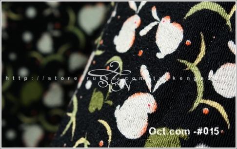 #201010 oct015和綢 月影小兔縐布-黑02.jpg