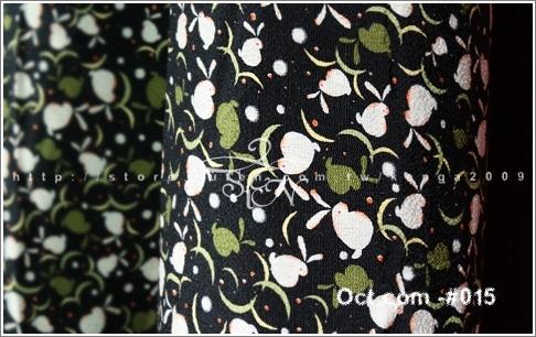 #201010 oct015和綢 月影小兔縐布-黑01.jpg