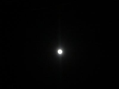 2007年中秋節的月亮