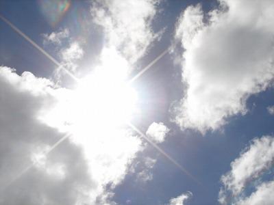 太陽也歡迎我們*^v^*