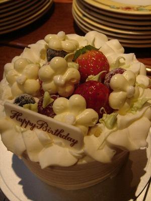 好可愛的生日蛋糕
