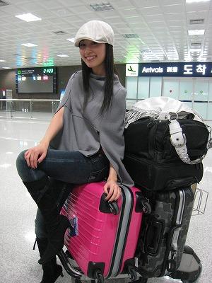 第一次的釜山