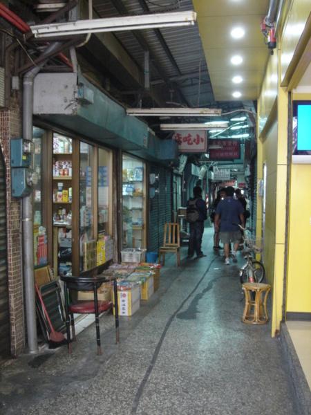 高雄の商店街