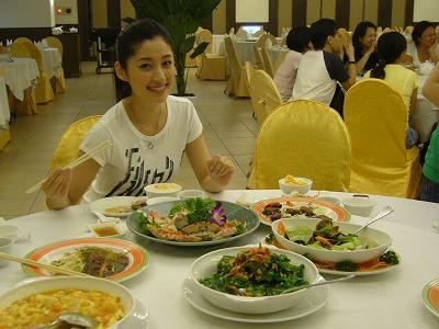 *夏都飯店的海線料理*