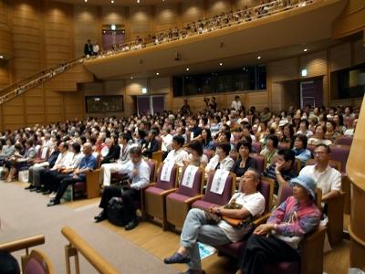 好多觀眾~~~~~!!!!