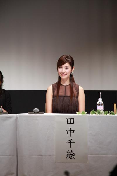 講日文回答問題有點緊張呢!!!(於記者會)